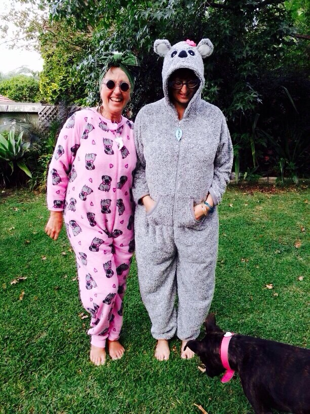 A onesie is the sartorial personification of true love and happiness.